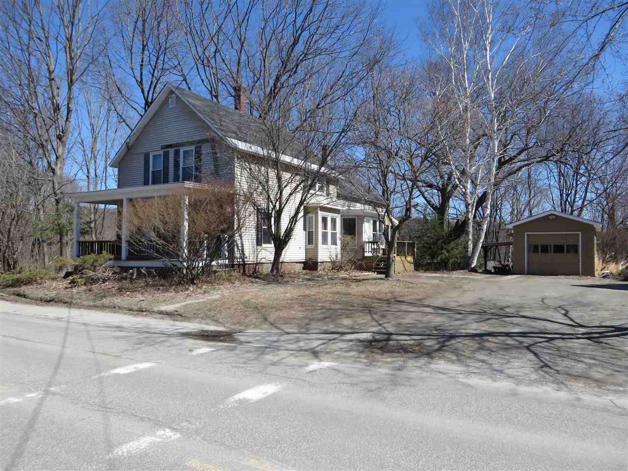 SPRINGFIELD VT Home for sale $$115,000 | $59 per sq.ft.