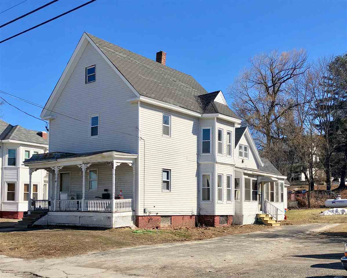 NEWPORT NH Multi Family for sale $$130,000 | $49 per sq.ft.