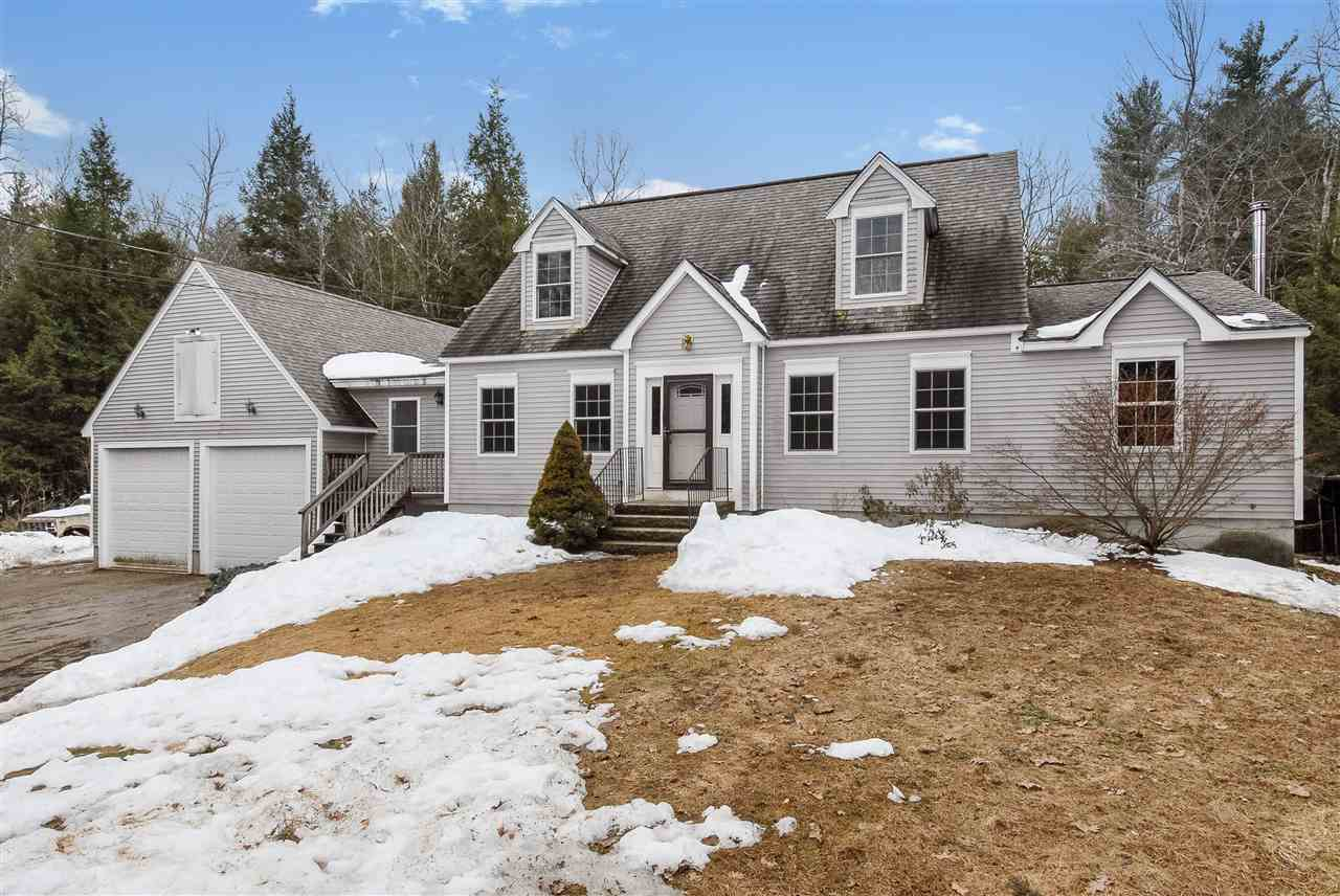 NEW DURHAM NH Home for sale $259,900