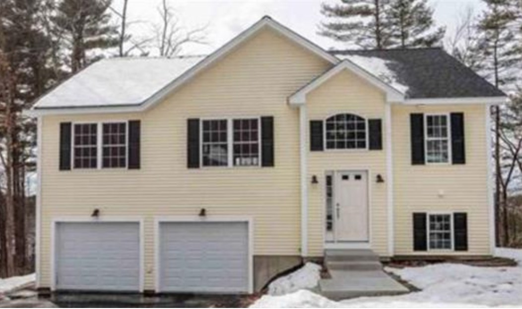 Candia NH Home for sale $List Price is $349,900