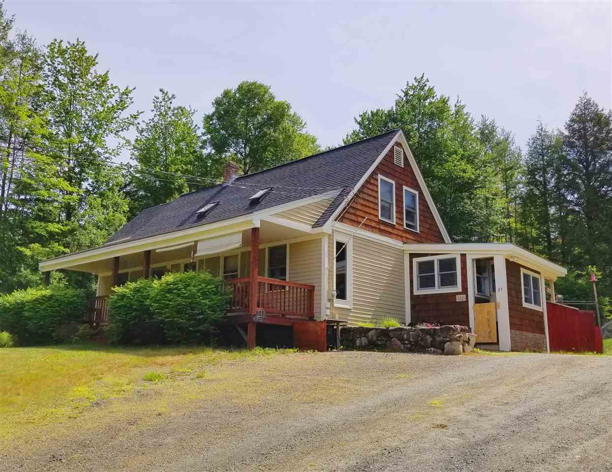CANAAN NH Home for sale $$239,900 | $136 per sq.ft.