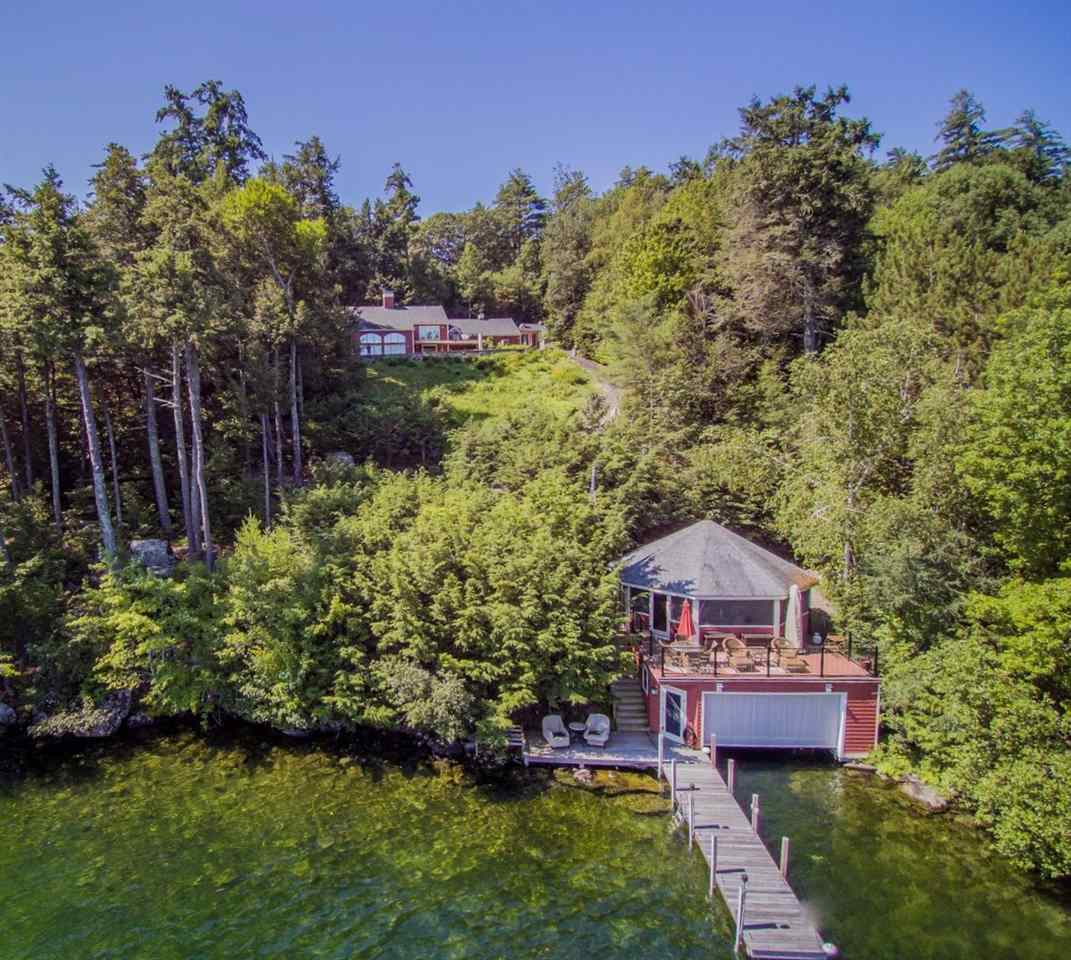 WOLFEBORO NH  Home for sale $1,596,500