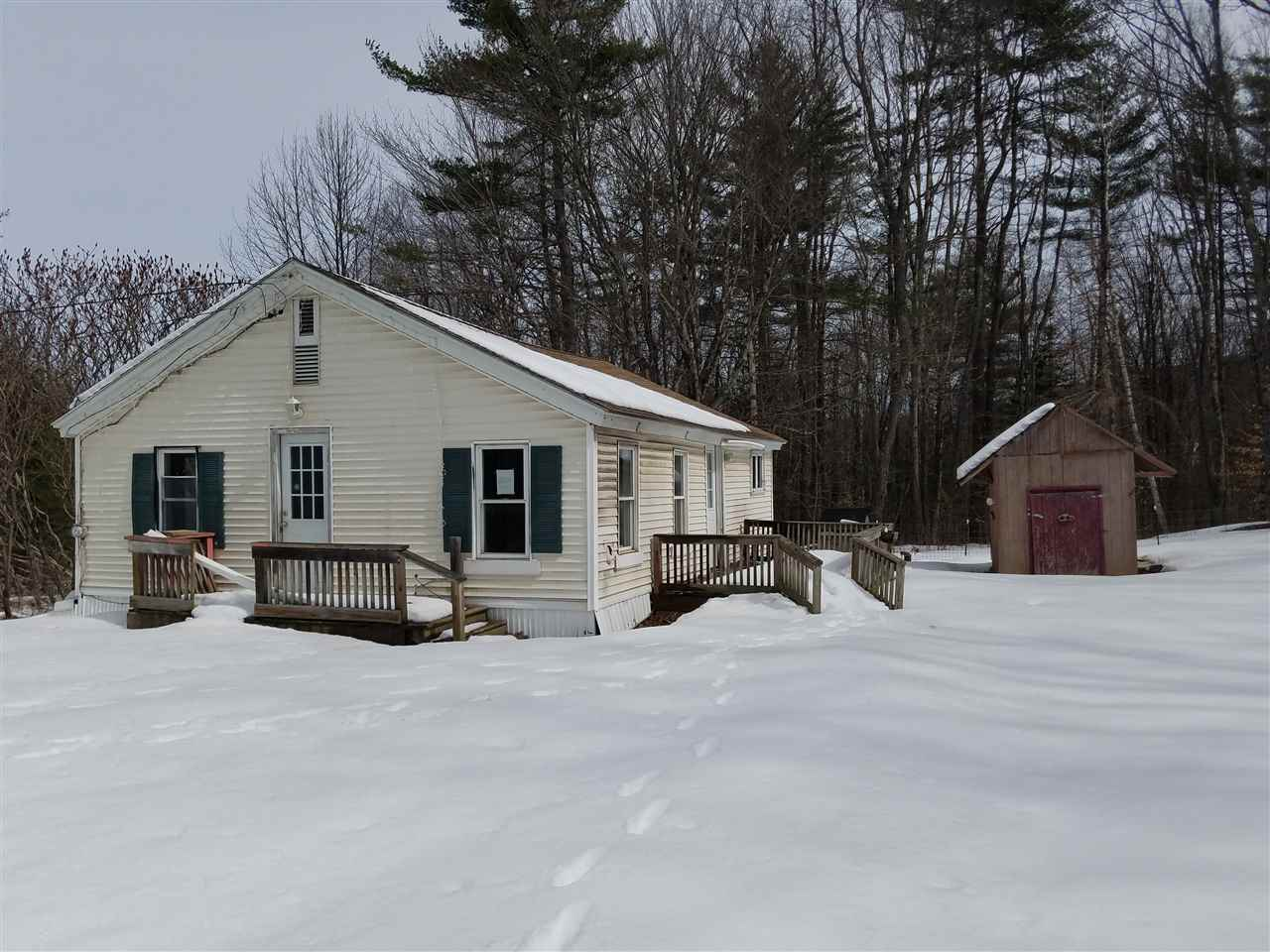 UNITY NH Home for sale $$39,900 | $55 per sq.ft.