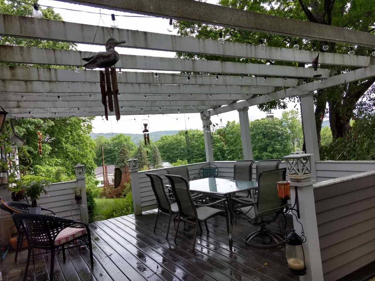 Porch with Pergola 12096353