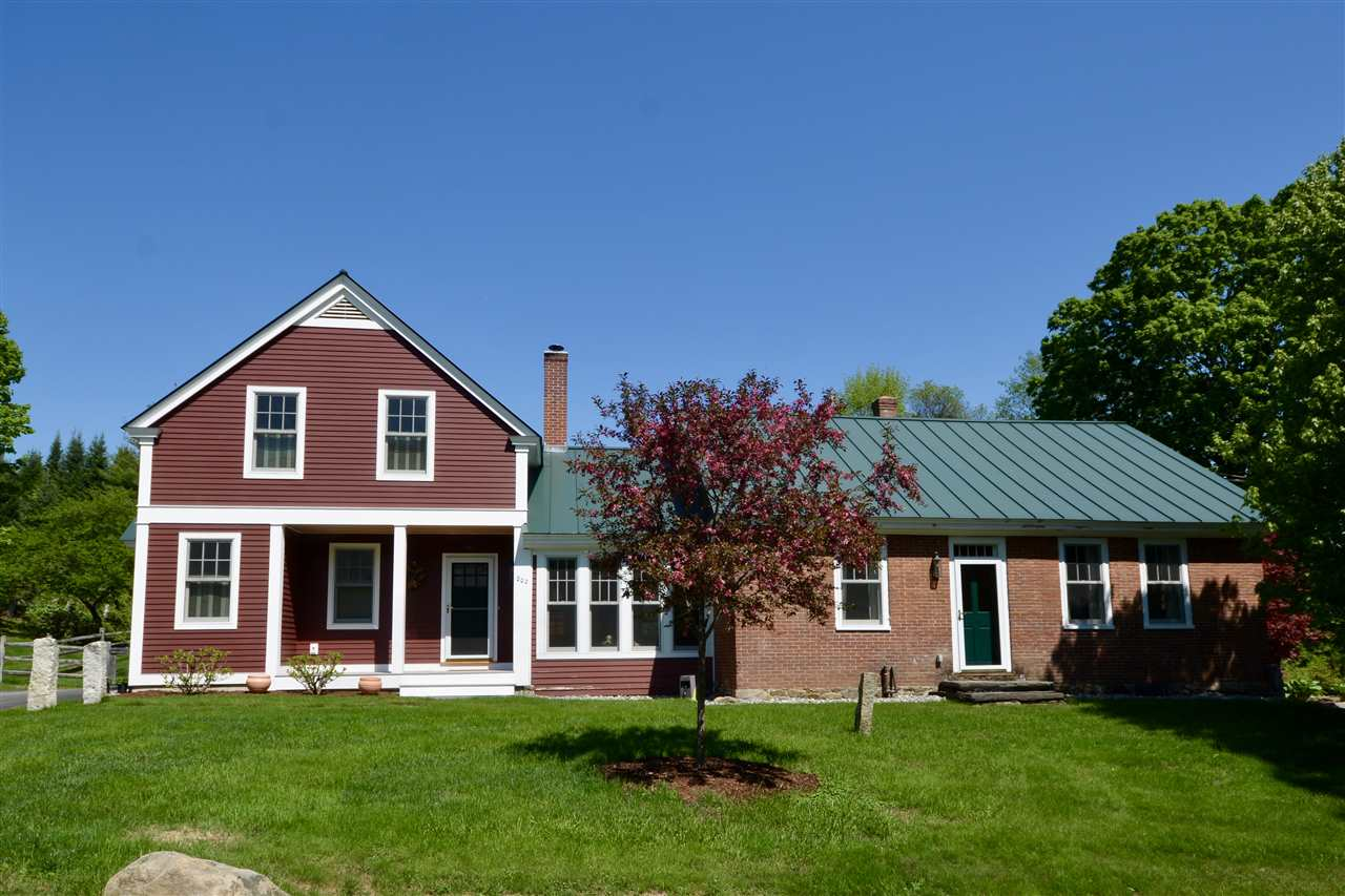 Village of Taftsville in Town of Woodstock VT Home for sale $List Price is $749,000