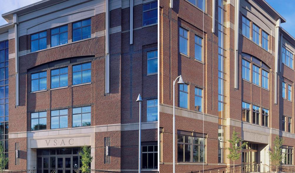 Building Features: This is a Class A, high efficiency, building located in the heart of Downtown Winooski center. Office spaces include open space for work stations, private offices, meeting rooms, conference rooms and much more. Cubicles and work stations available with lease. Walk to shops, restaurants and local attractions.  Building Amenities & Highlights: Onsite cafeteria, dining area, lounge, and outdoor patio for meals and events. Onsite gym with both men's and women's locker rooms. First floor common meeting room available for all Tenant use. Includes small kitchenette, projector and meeting displays. Communal meeting/conference rooms in various sizes throughout the building. First Energy Star rated building in Vermont. Catering available for office needs through onsite cafeteria. River and Mountain views. Free coffee and hot beverages in cafeteria. Additional storage space and bike storage in basement of building.