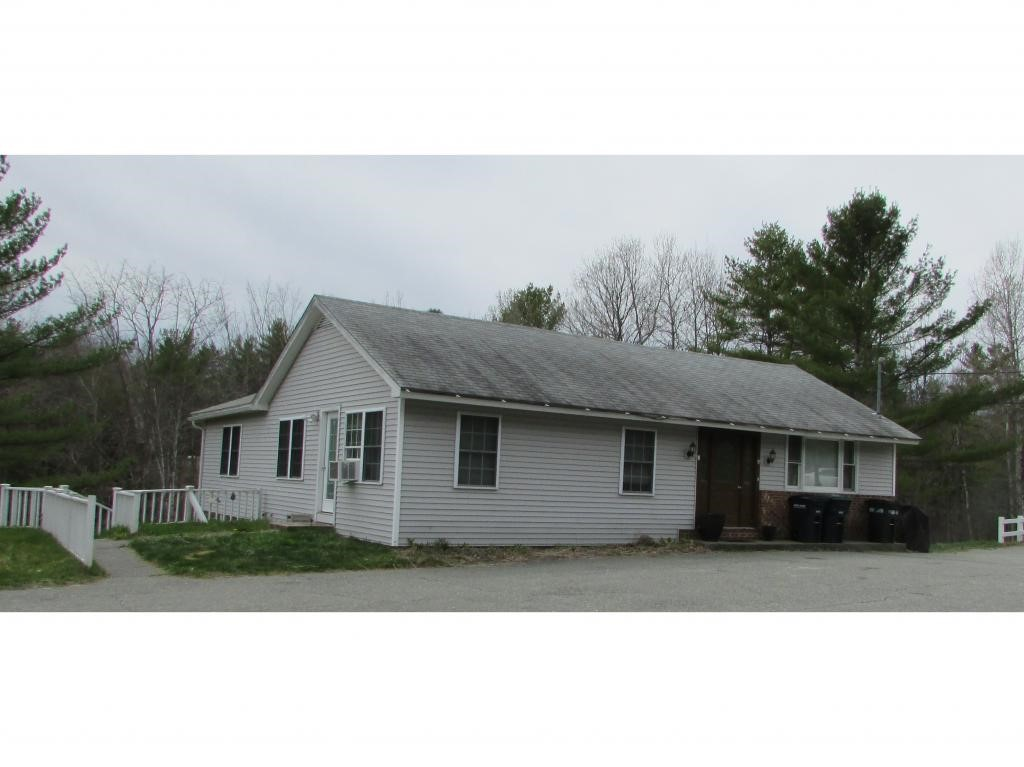 Enfield NH commercial property $269,900