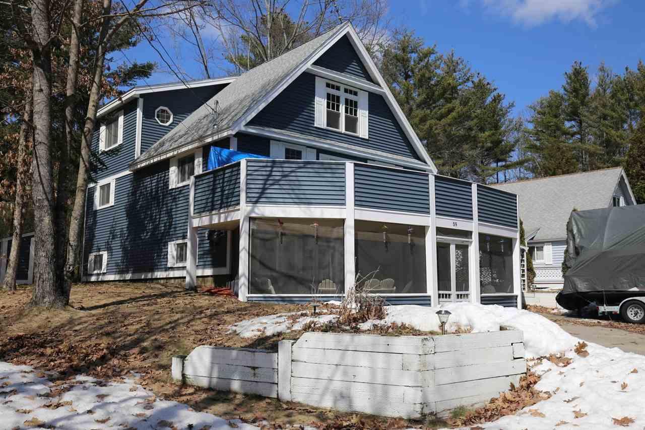 MOULTONBOROUGH NH Home for sale $325,000
