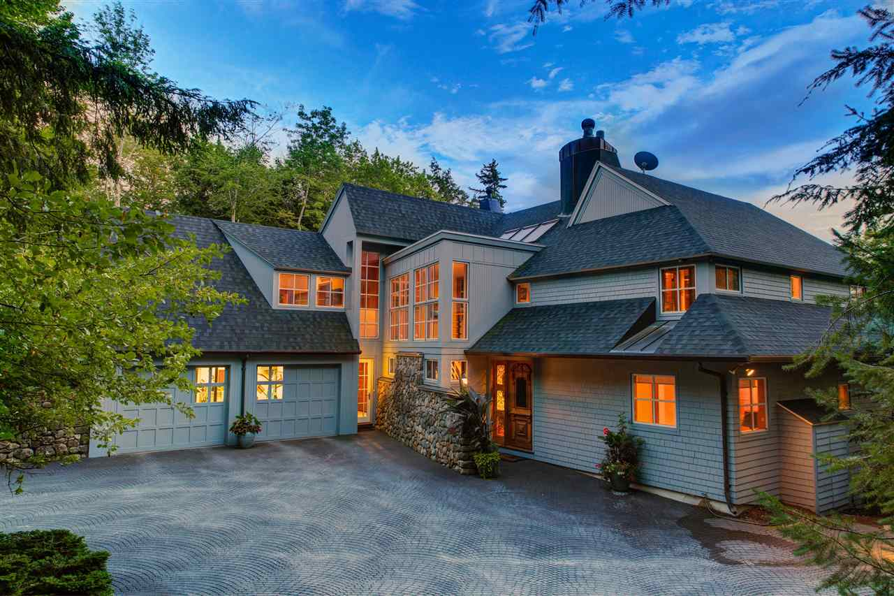 NEWBURY NH Lake House for sale $$4,450,000 | $667 per sq.ft.
