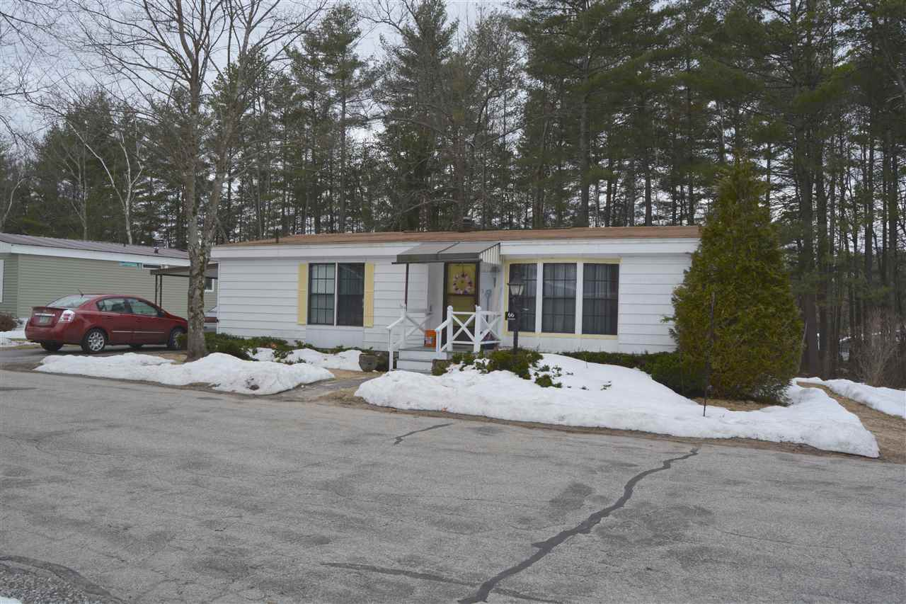 Goffstown NH Mobile-Manufacured Home for sale $List Price is $82,000