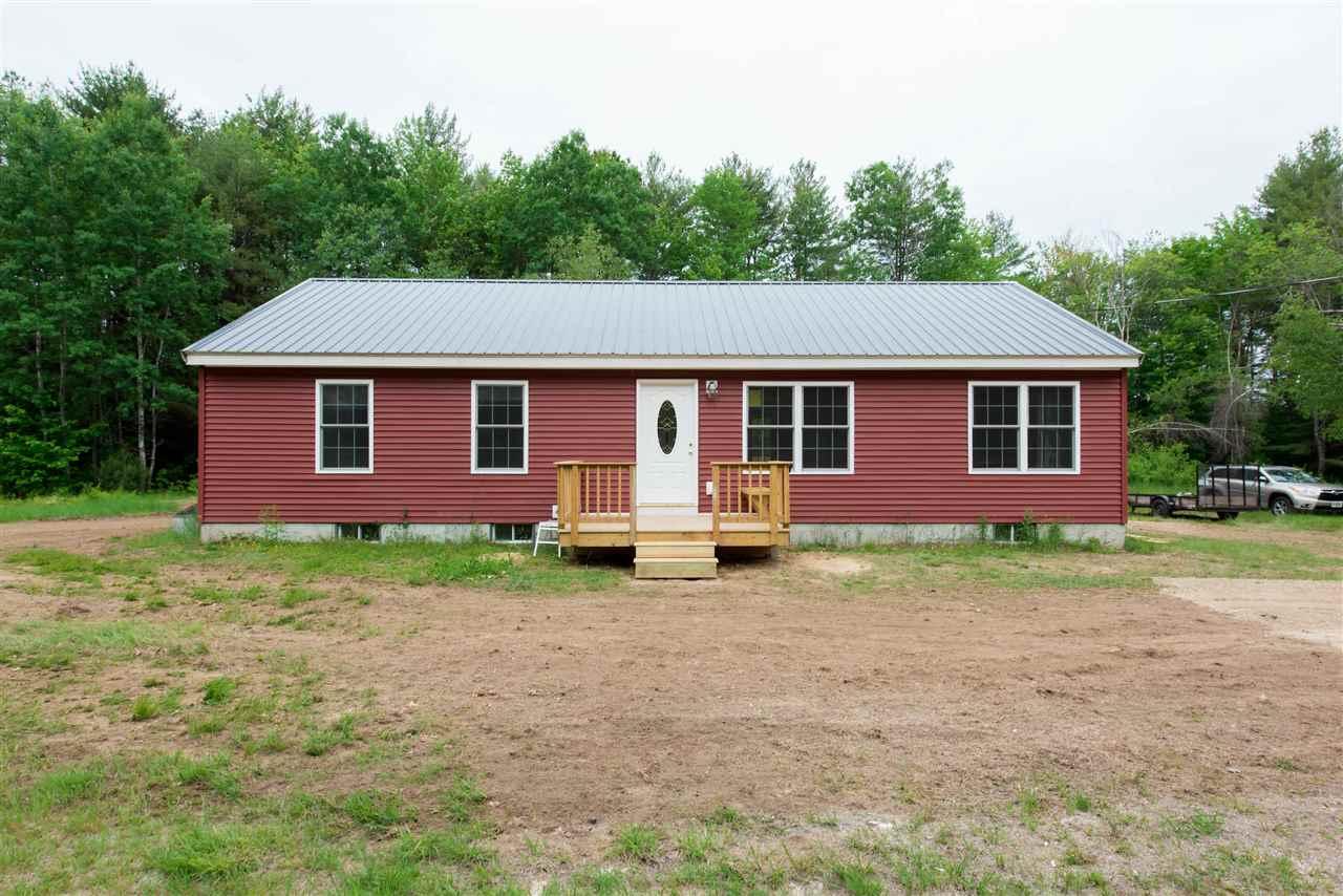 EFFINGHAM NH Home for sale $199,990