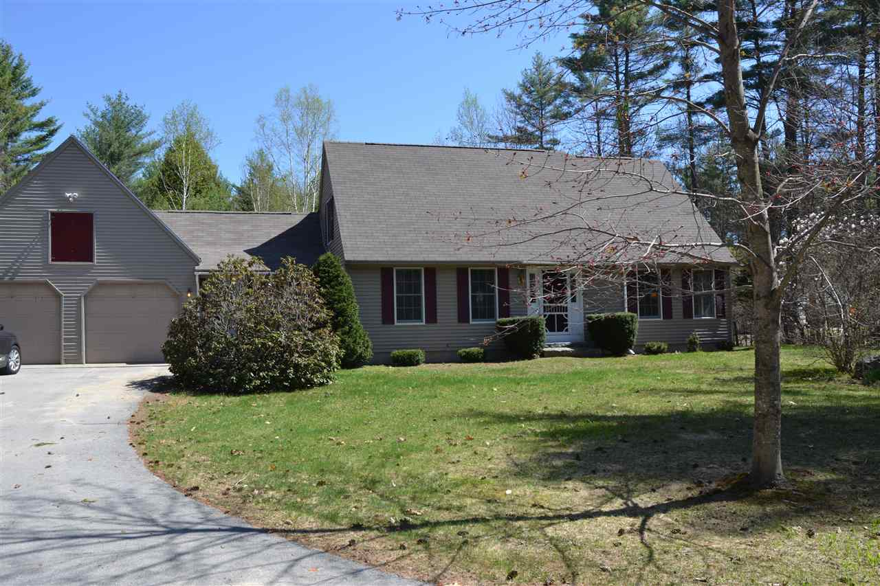 TUFTONBORO NH Home for sale $299,000