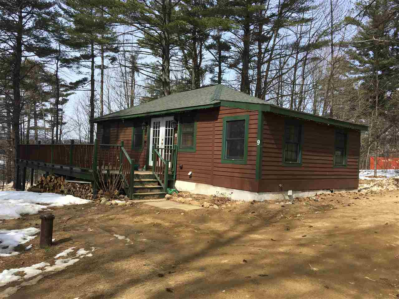 BELMONT NH  Home for sale $139,000