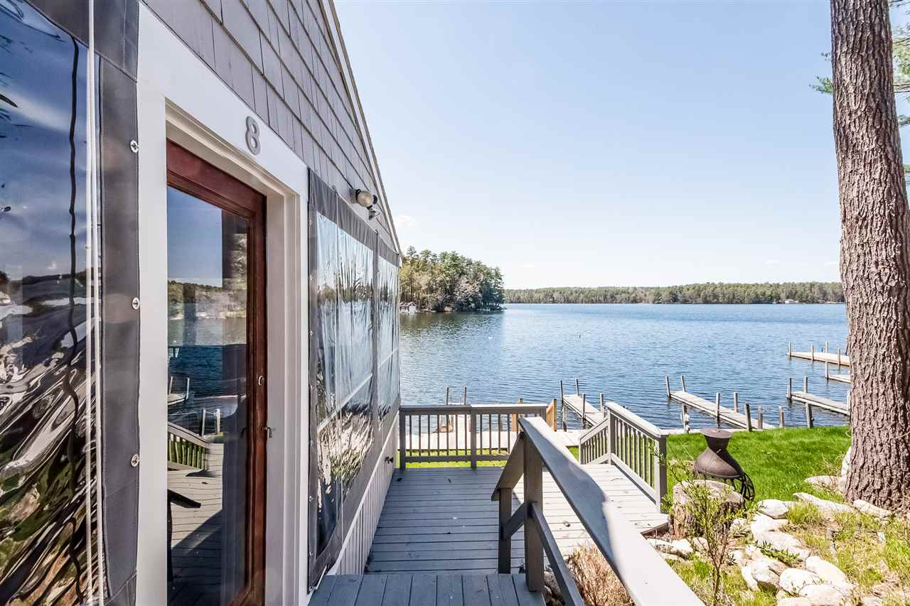 WOLFEBORO NH  Condo for sale $495,000