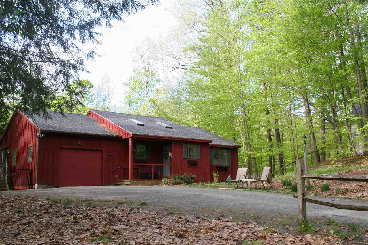 VILLAGE OF QUECHEE IN TOWN OF HARTFORD VT Home for sale $$209,000 | $197 per sq.ft.