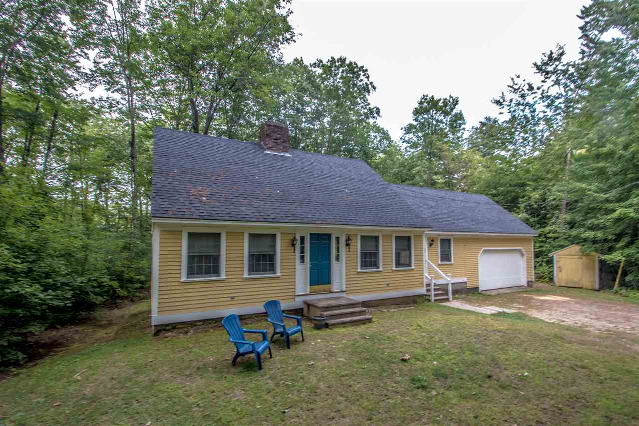OSSIPEE NH Home for sale $240,000