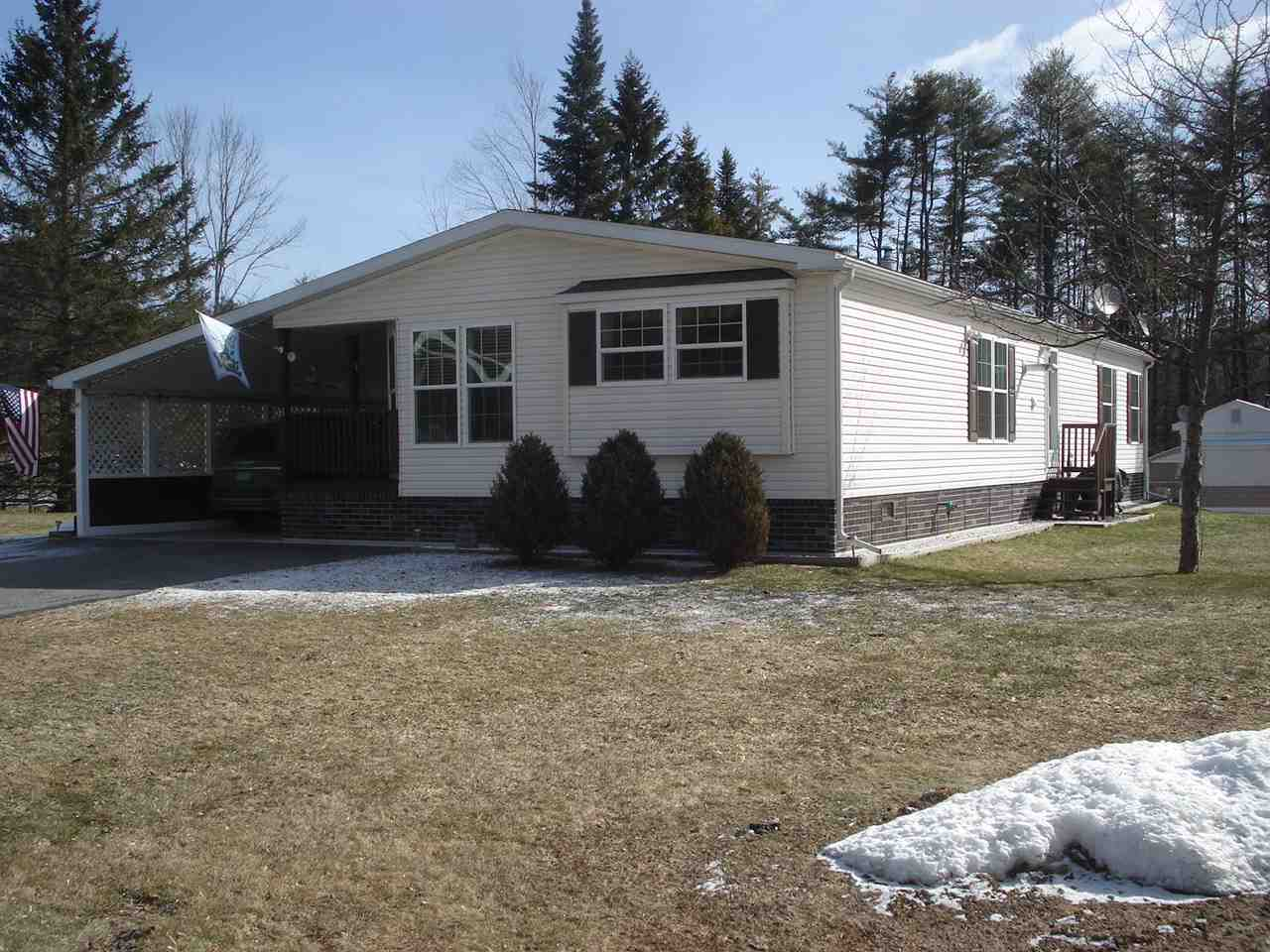 Village of Ascutney in Town of Weathersfield VTMobile-Manufacured Home for sale $List Price is $149,000