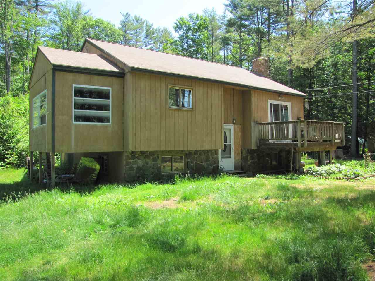 SANBORNTON NH Home for sale $175,900