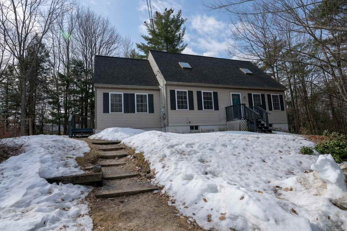 DANBURY NH Home for sale $$199,500 | $117 per sq.ft.