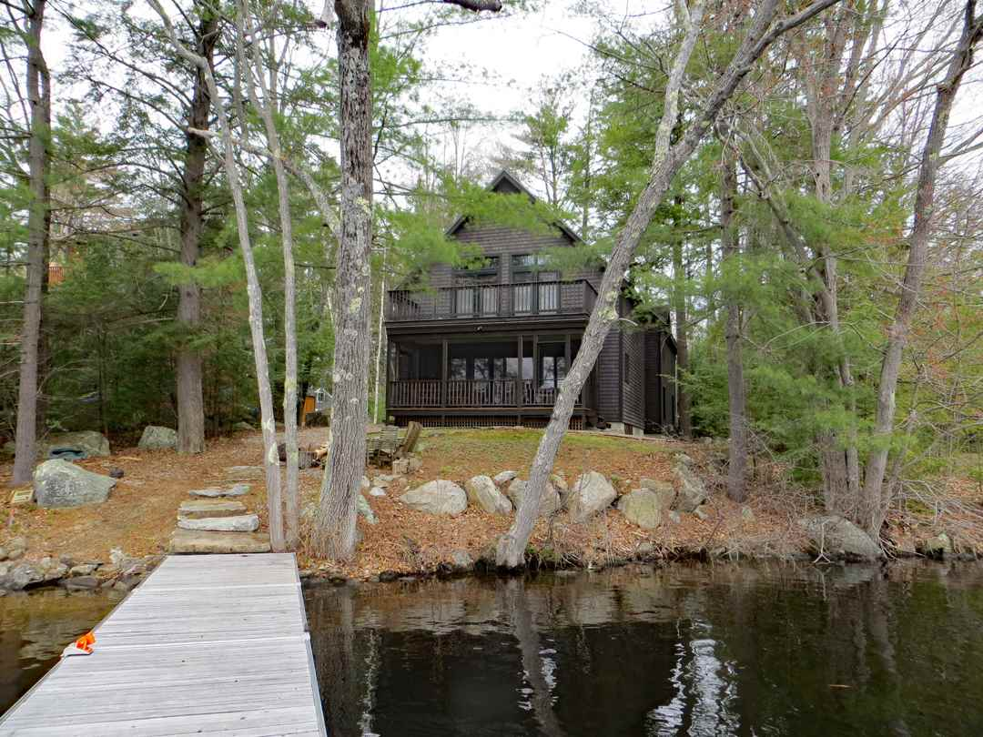 Lake Lake Winnipasukee waterfront home for sale in Moultonborough