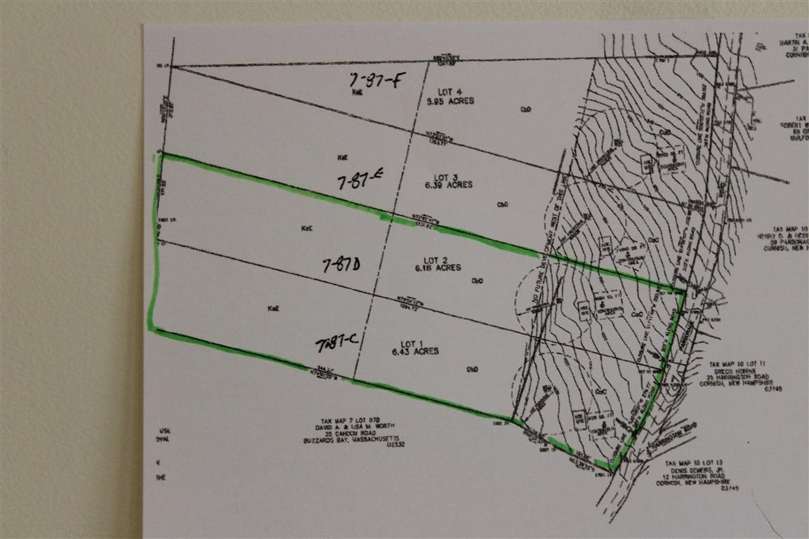 Cornish NH 03745Land for sale $List Price is $90,000