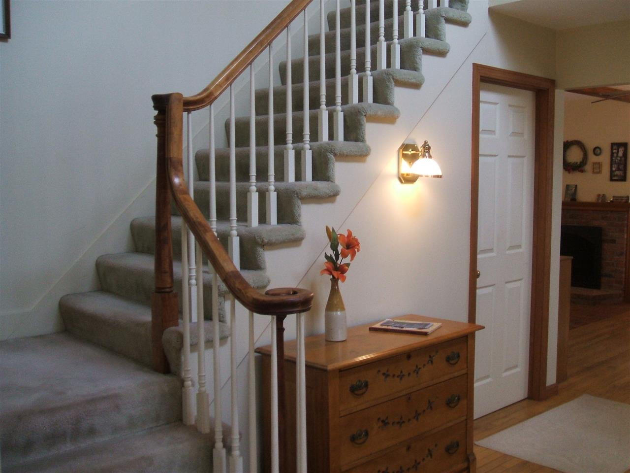 Lovely Staircase from Large Foyer 11678866