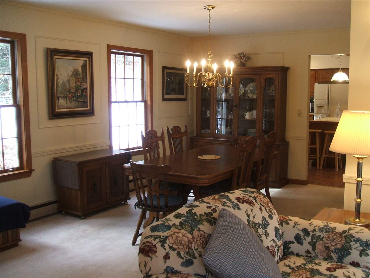 Easy Flow into Dining Room 11678861