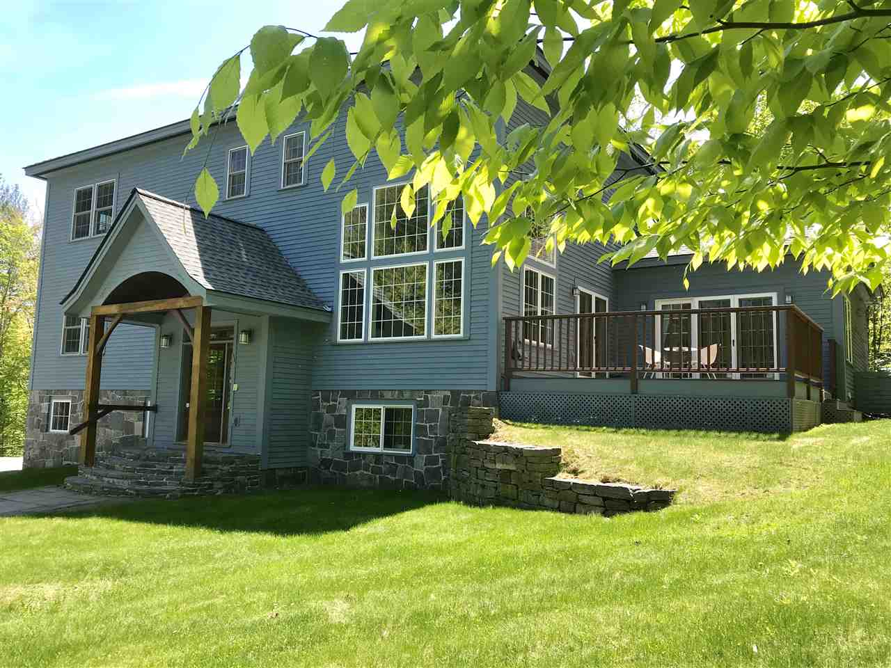 Village of Quechee in Town of Hartford VT Home for sale $List Price is $549,000
