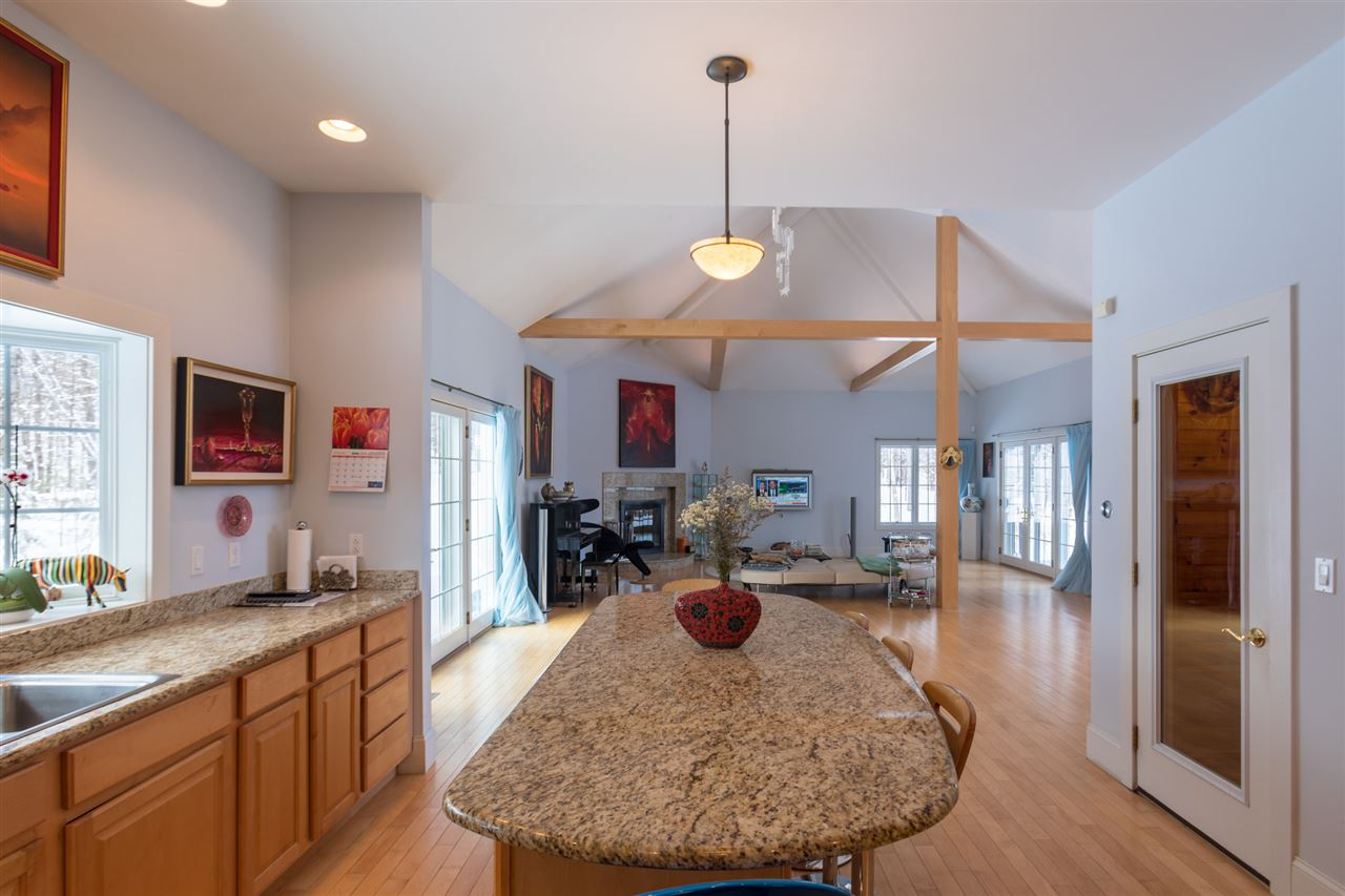 View of living room from the kitchen 11685173