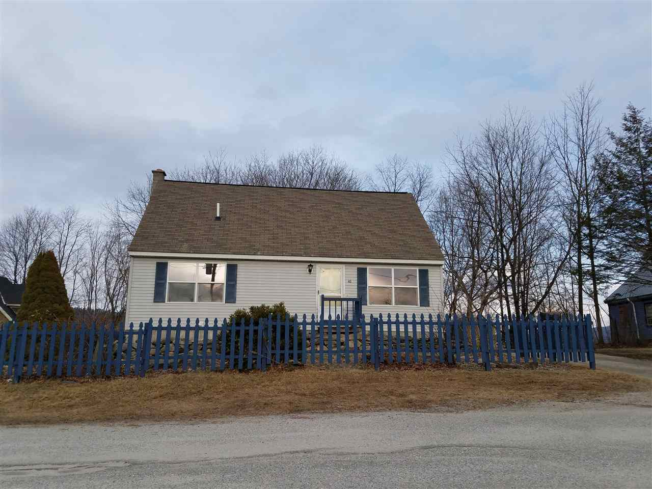 CLAREMONT NH Home for sale $$119,500 | $93 per sq.ft.