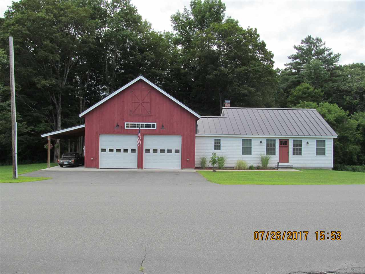 CHARLESTOWN NH Home for sale $$210,000 | $313 per sq.ft.