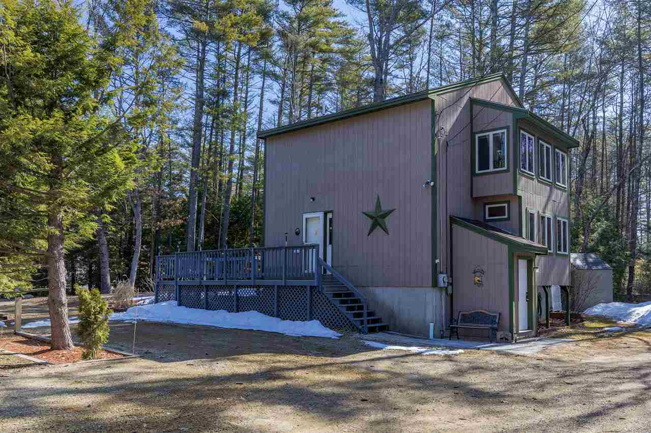 Moultonborough NHHome for sale $List Price is $274,900