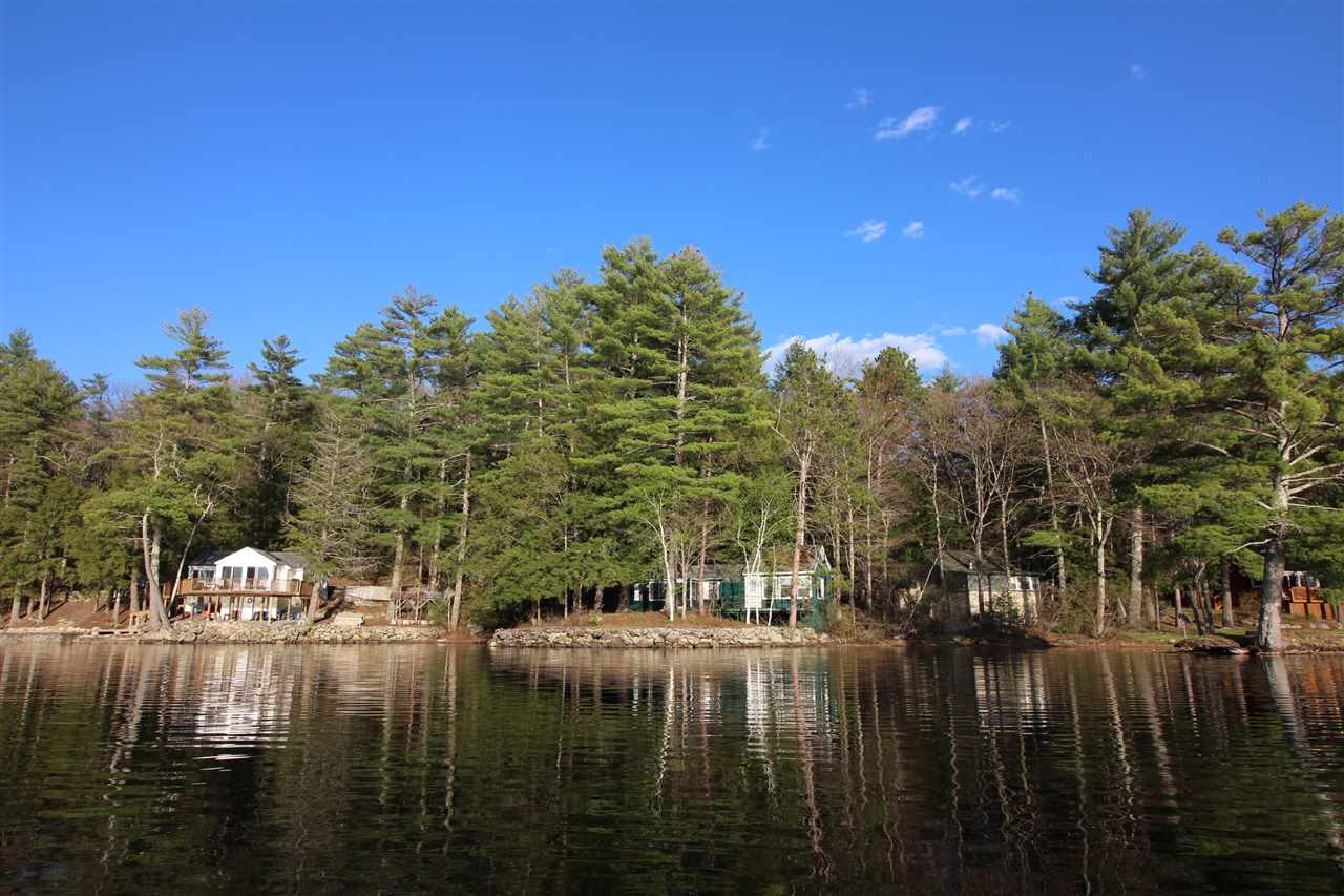 NEWBURY NH Lake House for sale $$349,000 | $529 per sq.ft.