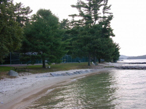 GIC beach from jetty 11707192