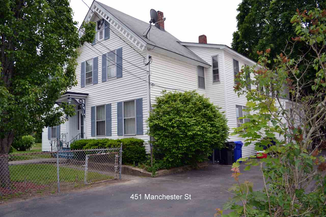 image of Manchester NH  2 Unit Multi Family | sq.ft. 4215