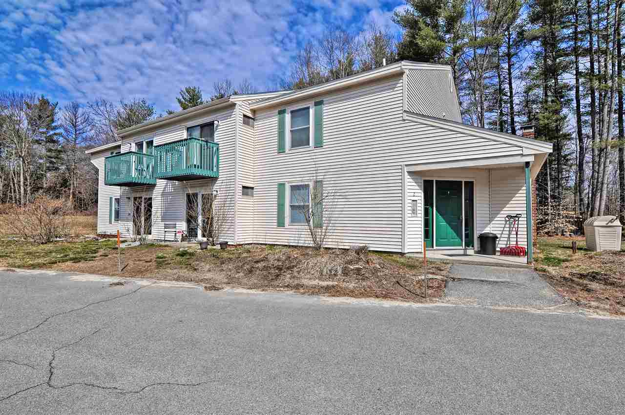 image of Goffstown NH Condo | sq.ft. 875
