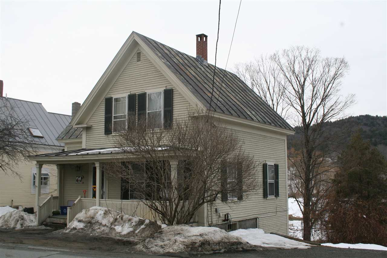 Village of Quechee in Town of Hartford VT Home for sale $List Price is $119,000