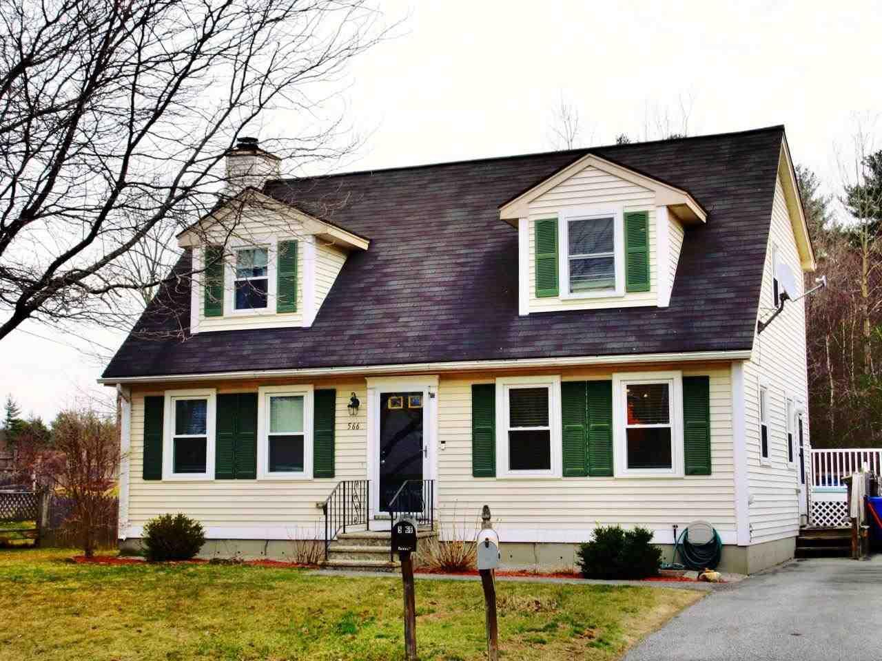 MANCHESTER NH Home for sale $$268,000 | $188 per sq.ft.