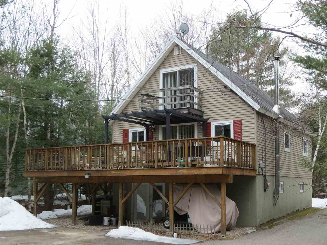 MOULTONBOROUGH NH  Home for sale $229,000