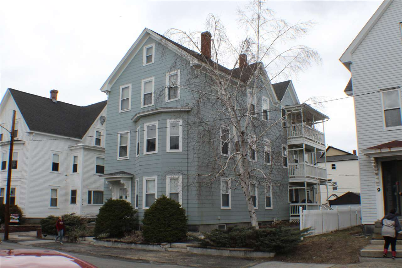 image of Manchester NH  3 Unit Multi Family | sq.ft. 7281