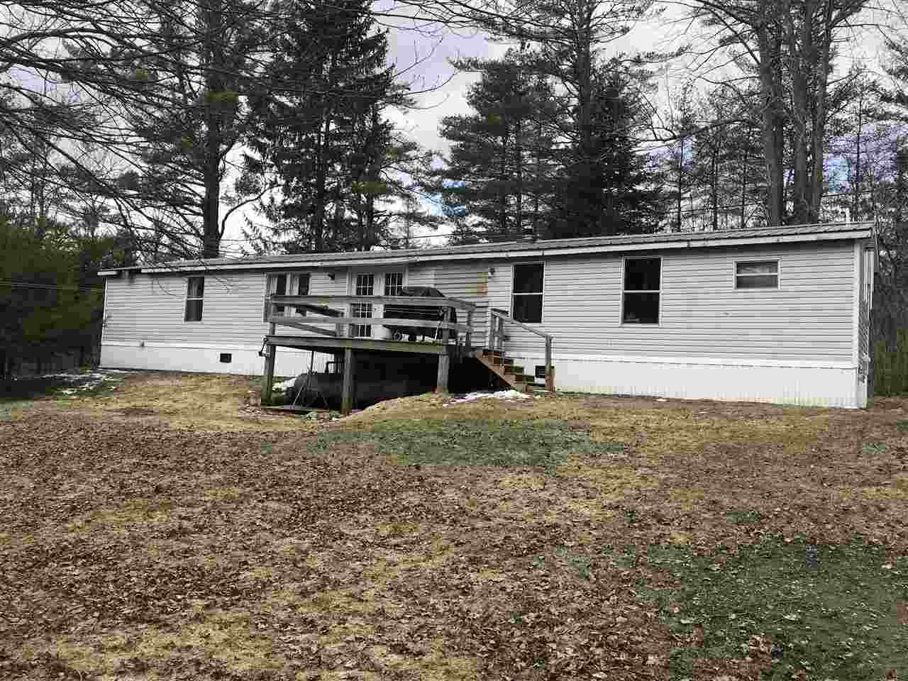 THETFORD VT Mobile-Manufacured Home for sale $$89,900 | $92 per sq.ft.