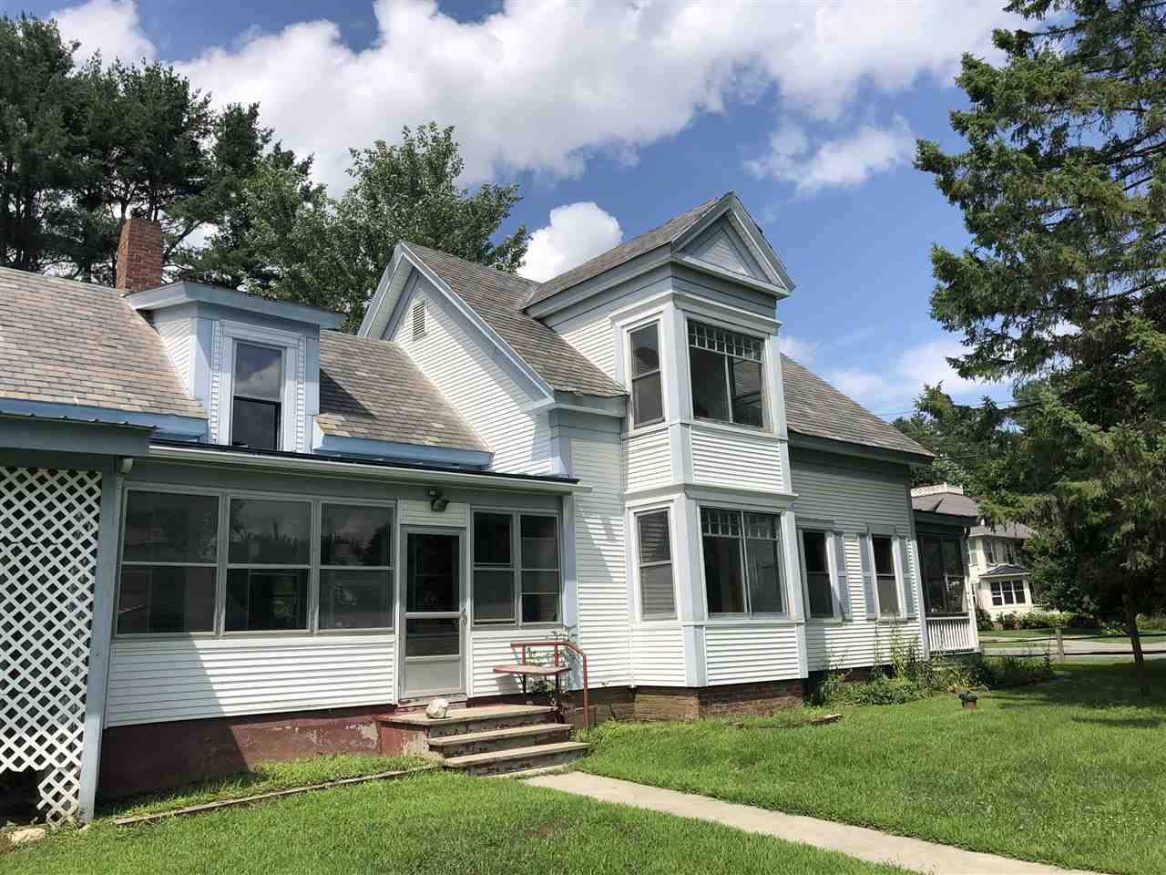 Hartland VT Home for sale $List Price is $224,000