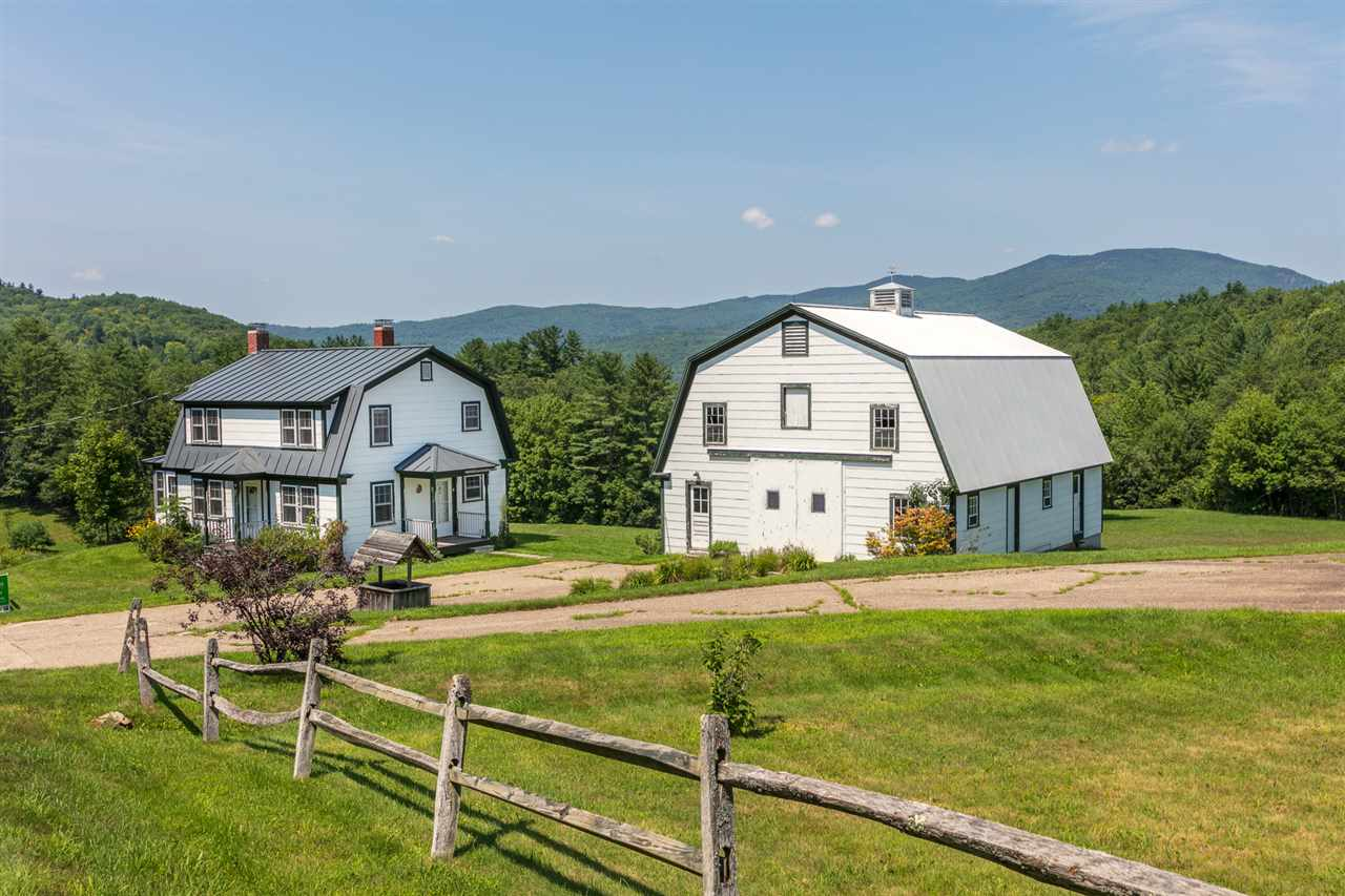 Andover NHHorse Farm   Property