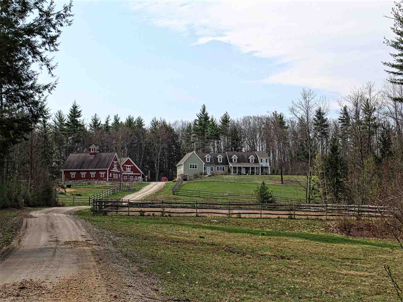 Hopkinton NH Horse Farm | Property