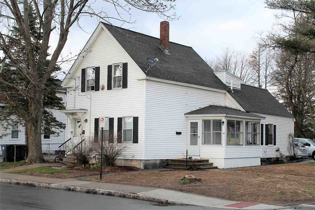 Nashua NH Multi Family for sale $List Price is $229,900