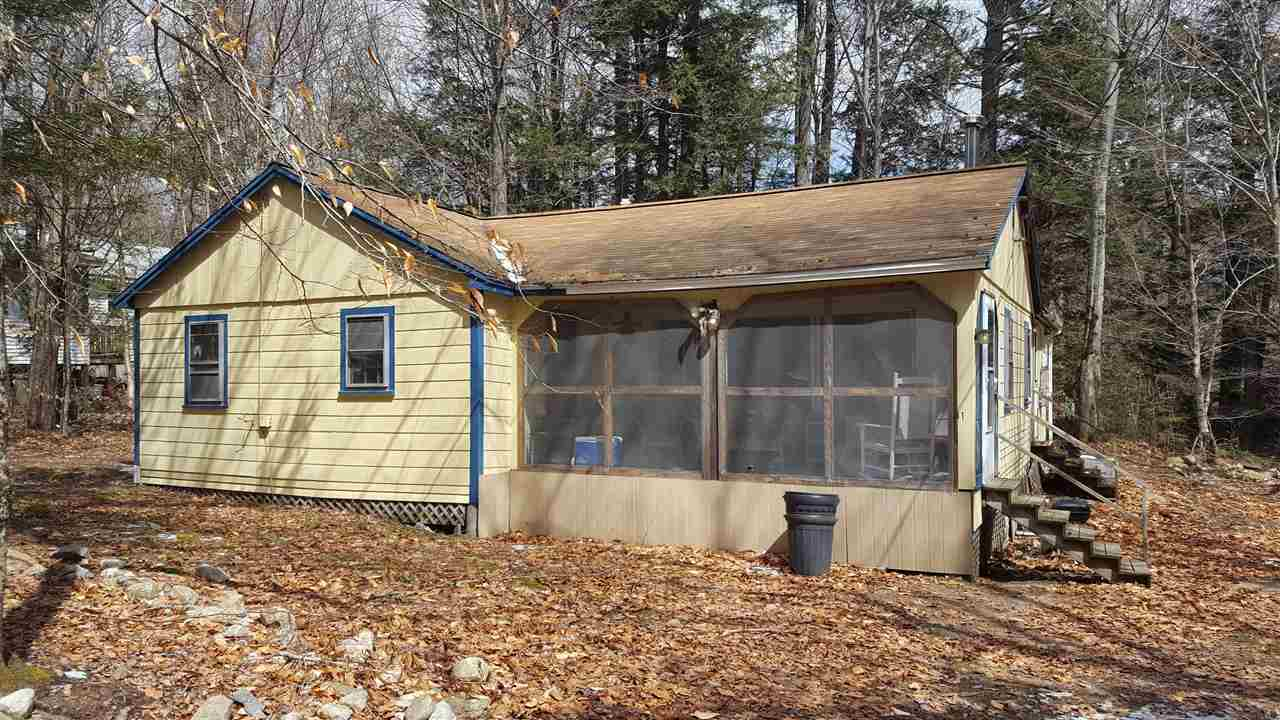 MIDDLETON NH Home for sale $114,900