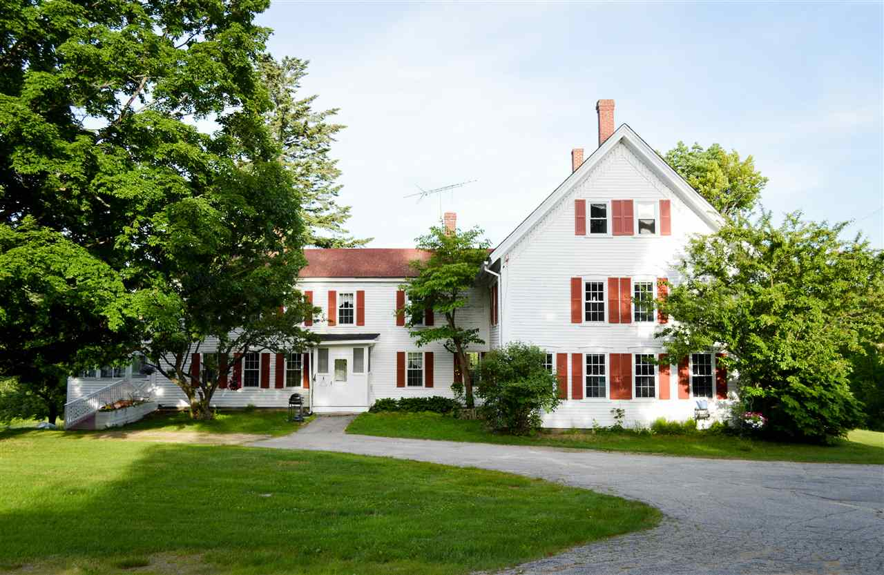 NEW DURHAM NH Home for sale $349,000