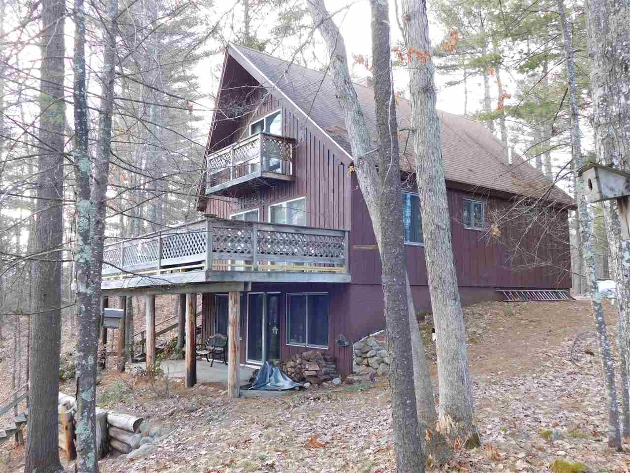 VILLAGE OF EAST WAKEFIELD IN TOWN OF WAKEFIELD NH  Home for sale $459,000