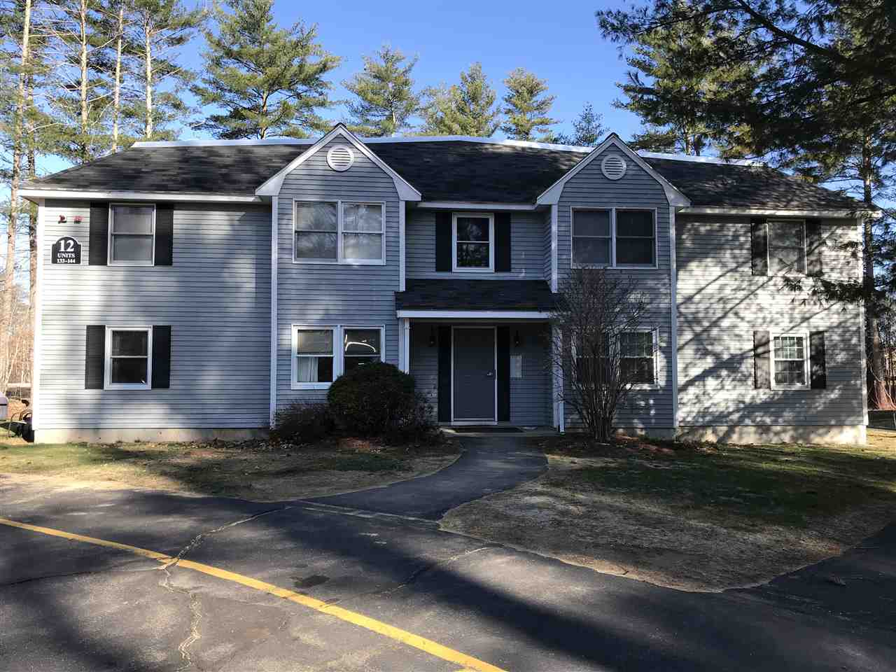 Concord NH Condo for sale $List Price is $89,000