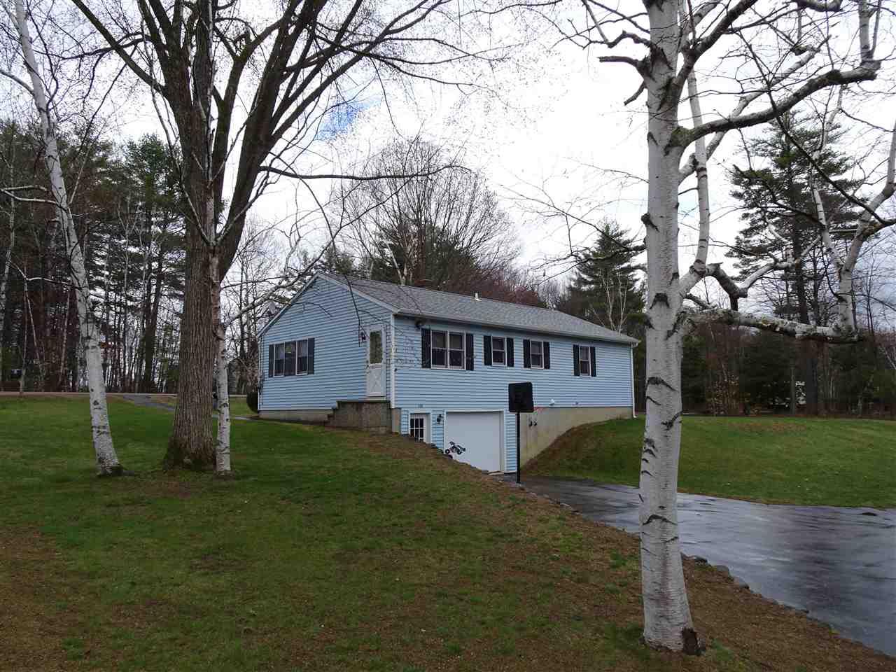 TILTON NH Home for sale $214,000